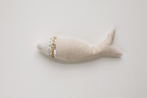 Neckace Fish